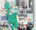 Föschber Gibbon schreibt Medizingeschichte