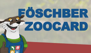 Die Föschber Zoocard