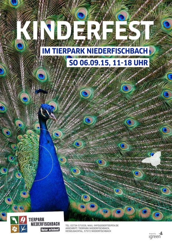Kinderfest im Tierpark Niederfischbach