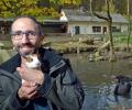 Coole Karriere: Vom Ätna in den Tierpark Niederfischbach