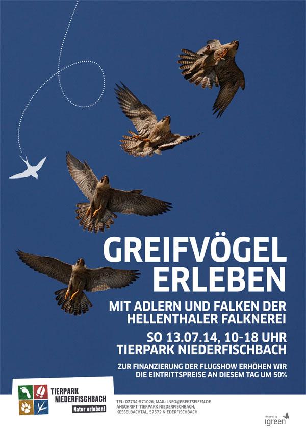 Plakat_Greifvoegel_Tierpark_Niederfischbach